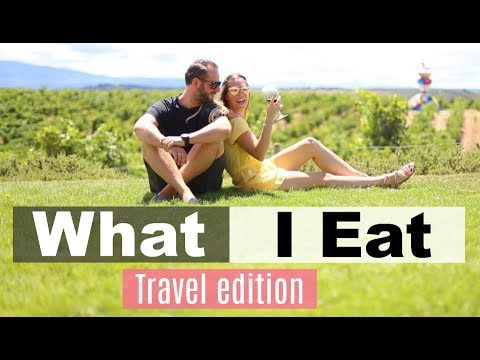 WHAT I EAT IN A DAY WITH MY FIANCE!