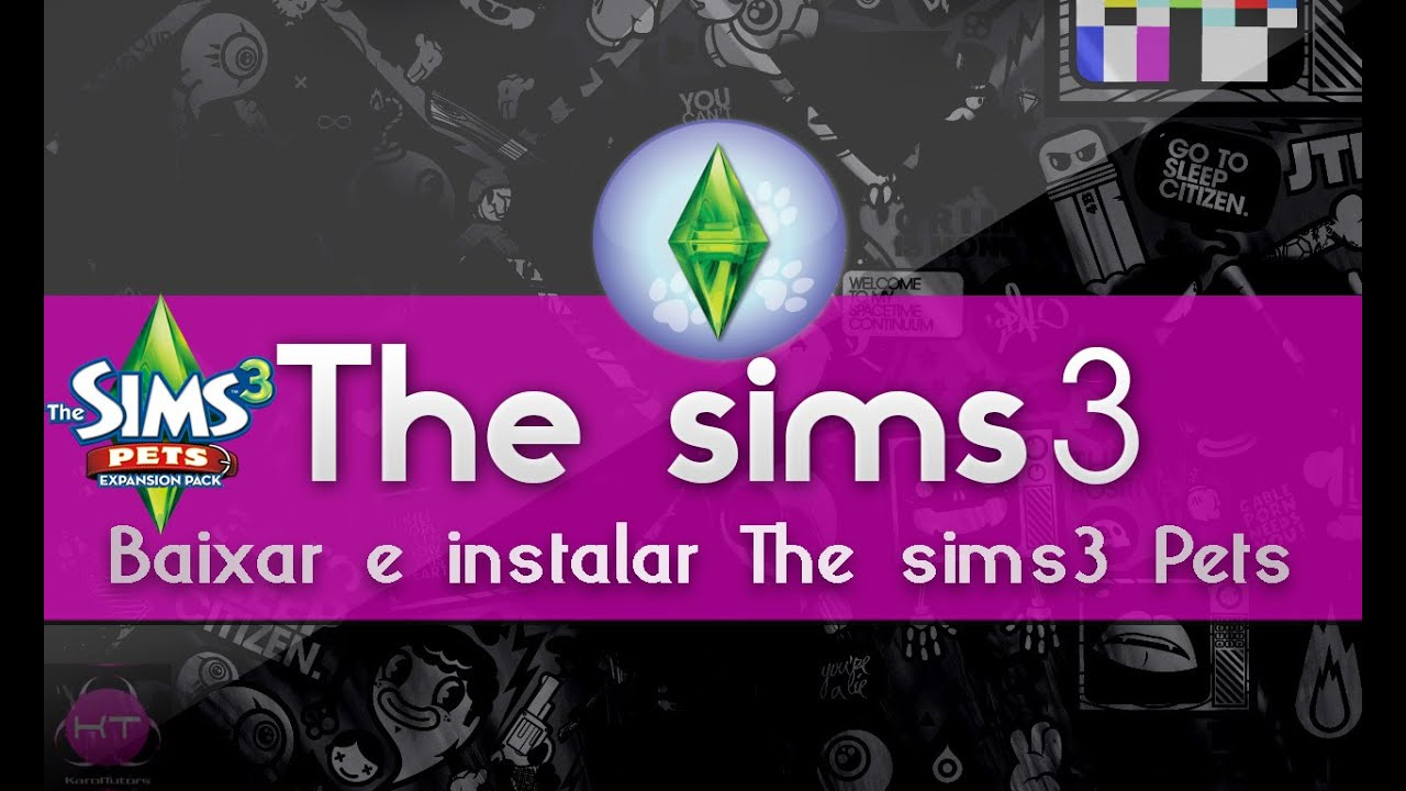 BAIXAR PETS EXPANSO THE COMPLETO SIMS 3