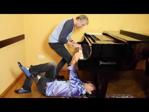 2 Pianists 1 Stool- Hyung-ki Joo & Jean-Yves Thibaudet