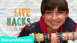 Easy Jewelry Storage Hacks | LIFE HACKS FOR KIDS
