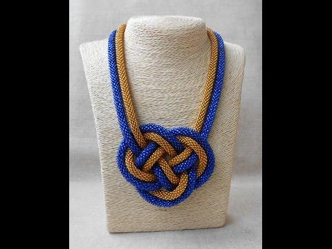 Ожерелье Узелок на память