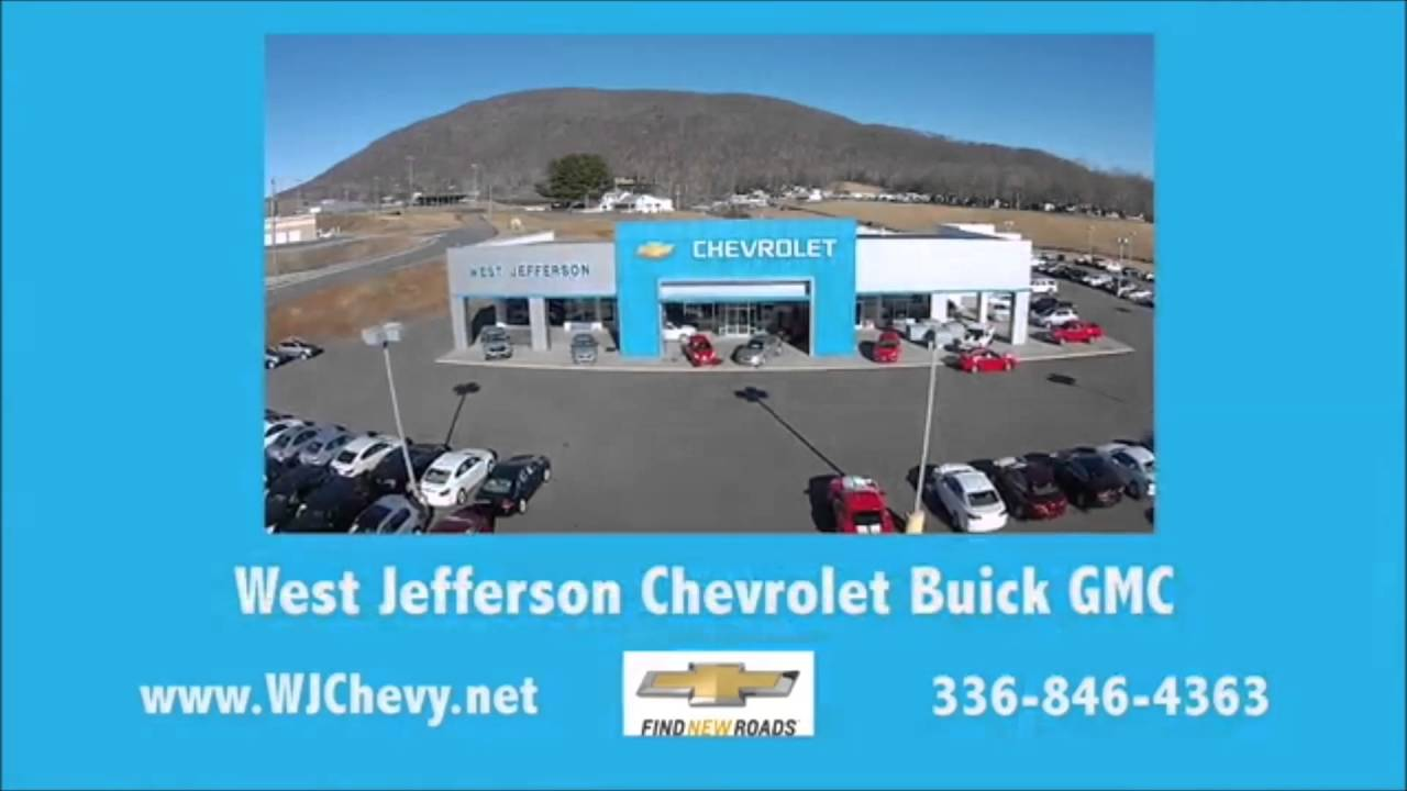 West Jefferson Chevrolet Buick Gmc Tv Ad From January 2015