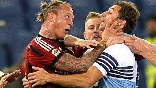 Les moments de colère/rage les plus fous de l'histoire du sport