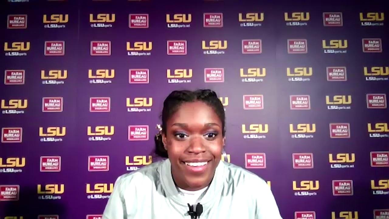 Haleigh Bryant and Kiya Johnson reflect on perfect 10s vs Missouri, talk upcoming SEC Championship