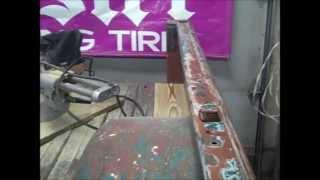 Bagged 66 c10 Project: Box, floor & Bumper mounts