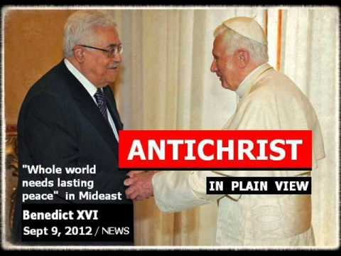 "Pope : ""Whole world needs lasting Peace in Mideast"" -- [News/Sept 9, 2012]"