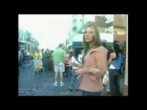 CITY TOUR BUENOS AIRES ARGENTINA 2005
