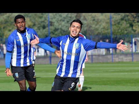 Eyad Hammoud hat-trick   Owls U18s 4-1 Burnley