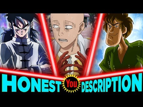 Top Overpowered Anime Characters (According to you guys...) - Honest Anime Descriptions