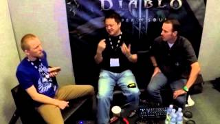 Diablo 3: Patch 2.4 Interview! ft. wyatt cheng & rob foote