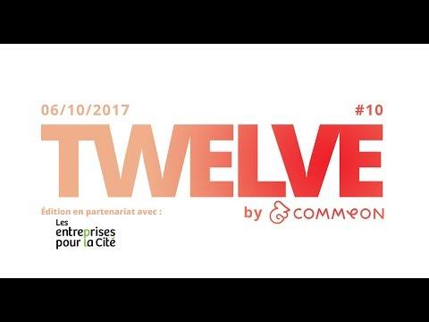 Twelve #10 : Digital et mécénat, l'exemple de la Gestion Privée d'AXA et Fondation Entreprendre