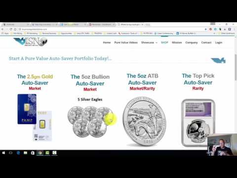 International Silver Network - Personal Suggestions for Purchasing gold and silver