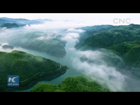 China from above: Diverse beauty of Fujian