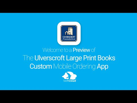 Ulverscroft Large Print Books - Mobile App Preview ULV776W