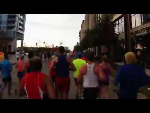 2015 Aramco Houston Half Marathon [HM] - Running Texan