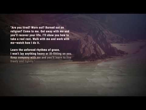 """Still Devotional: Day 1-5   """"He Leads Me Besides Still Waters""""   Feat. Glenn Packiam"""