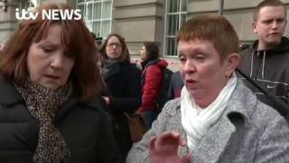 Witnesses describe Westminster attack chaos