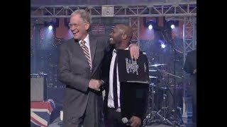 "The Heavy, ""How You Like Me Now"" (extended) on Late Show, January 18, 2010"
