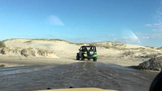 Oct 2015 | Corolla 4x4 jeeping- OBX 2