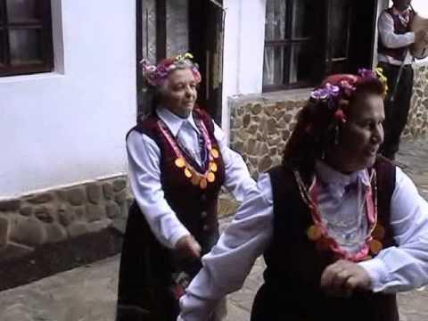 Bulgarian village of Solnik