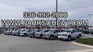 Parks Chevrolet Kernersville New Chevy In Kernersville Nc