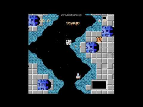 El Primer Juego De Naves Que Jugue En La Nes Star Force Youtube