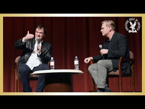 The Hateful Eight DGA Q&A with Quentin Tarantino and Christopher ...