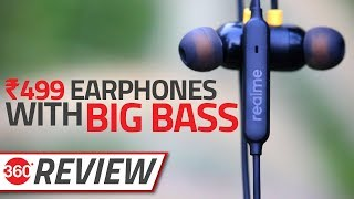 Realme Buds Review | Best Earphones Under Rs. 500 in 2019?