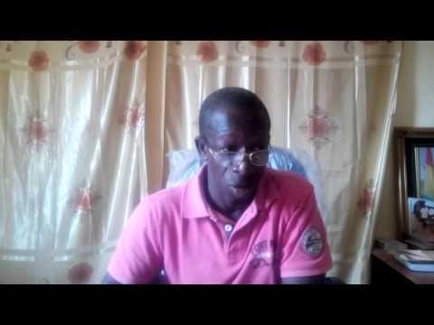 Guineematin avec le Commissaire de la police de Kouroussa sur les enquêtes
