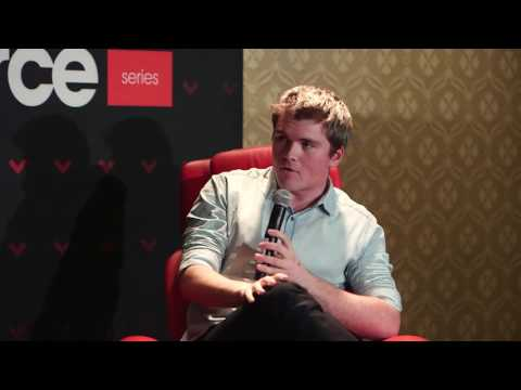 John Collison, co-founder & President, Stripe | Code Commerce October 2016