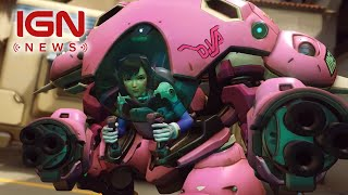 Overwatch League Players Meet with Olympics Committee - IGN News