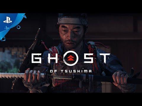 『Ghost of Tsushima』 ストーリートレーラー