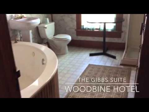 The Gibbs Suite At Woodbine Hotel In Madisonville Texas