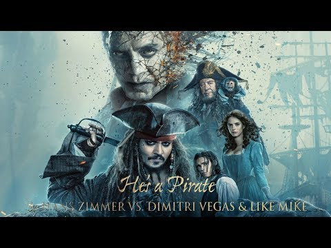 Hans Zimmer & Dimitri Vegas & Like Mike - He's a Pirate (VIP Mix) [Christmas Special 2/4]