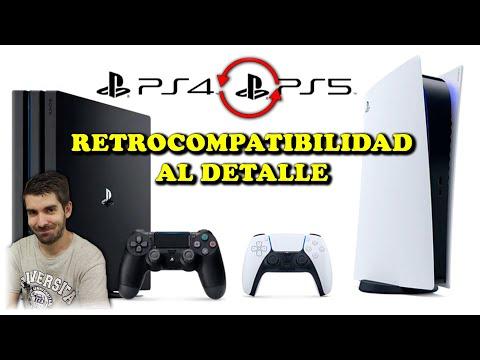 🎮  PlayStation 5: Retrocompatibilidad con PS4 al detalle... Y mensaje a haters | PS5 - Sony - Xbox