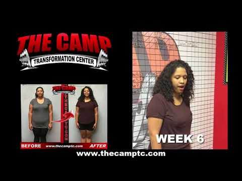 Jacksonville FL Weight Loss Fitness 6 Week Challenge Results - Mel A.