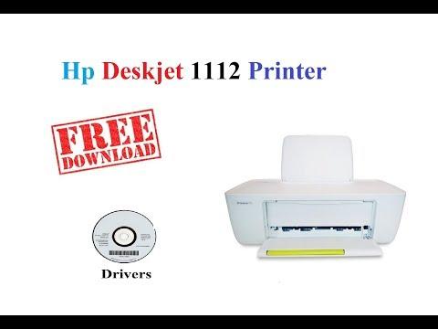 Hp Deskjet 1112 | Free Drivers