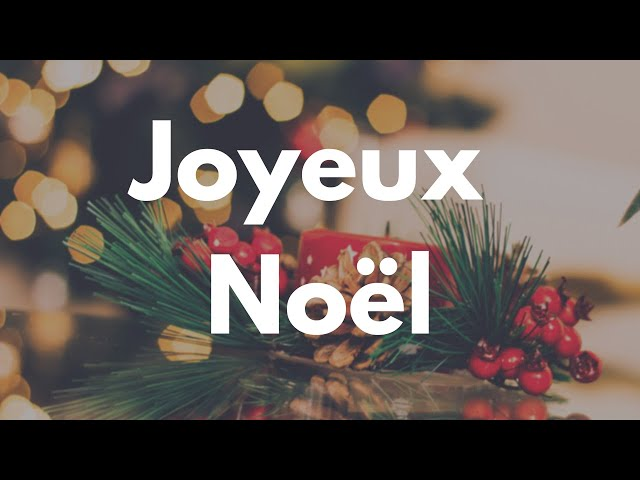 Joyeux Noël - [Mixage en Home Studio]