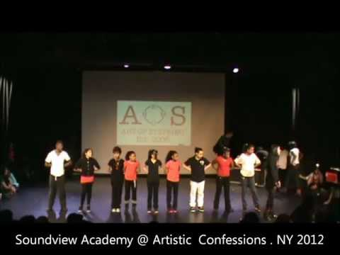 AOS Artistic Confessions 2012: Soundview Academy