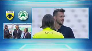 AEK Athens vs Panathinaikos Athens full match