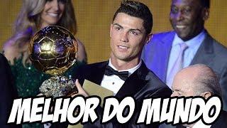 Cristiano Ronaldo ganha o Prêmio de Melhor do Mundo da FIFA