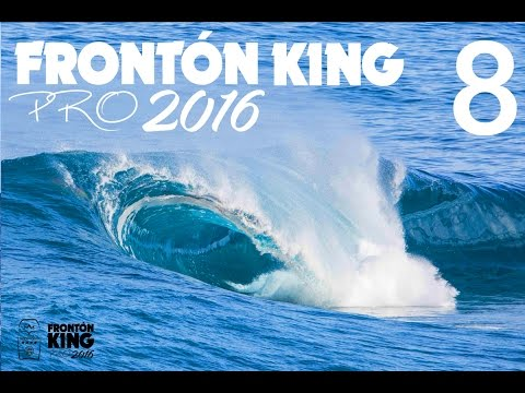 Gran Canaria Fronton King Pro 2016 Highlights day 8