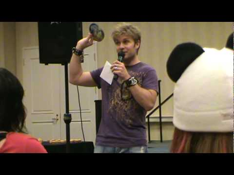 Anime Festival Wichita 2010 - An Hour With Vic Part 1