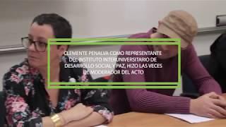 Presentación de Reiniciando El Sistema 2018.