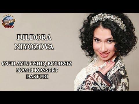 Dildora Niyozova - O'g'ilayin oshiq bo'libsiz nomli konsert dastur