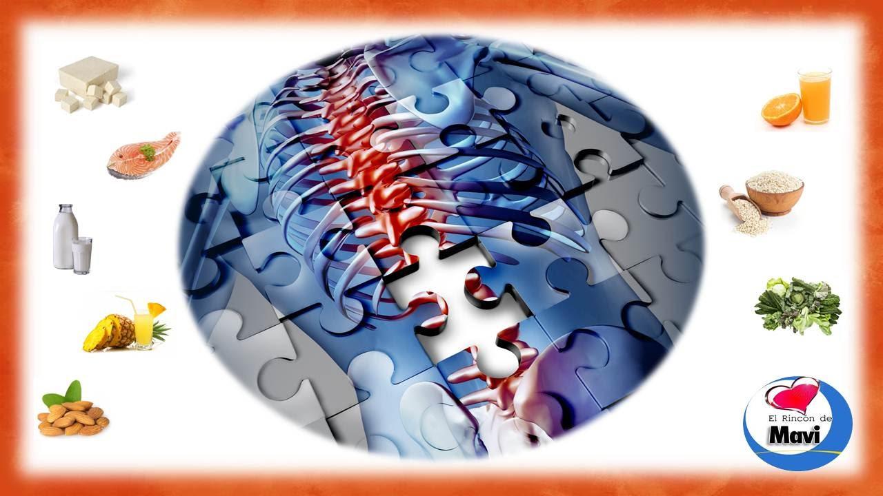 Alimentos para combatir la osteoporosis que comer para mantener los huesos sanos youtube - Alimentos para la osteoporosis ...