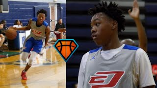 6'6 Scottie Barnes Puts His CRAZY Potential On Full Display At CP3 Rising Stars!! | 2020 Prospect