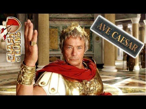 Ave, Caesar!  Аве, мне!!! CLASH OF CLANS.