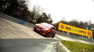 Opel Corsa OPC Nurburgring Edition 2011 Videos