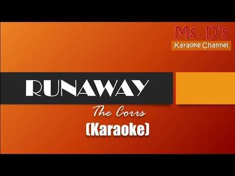 [KARAOKE]Runaway - The Corrs